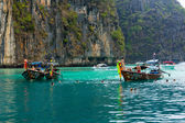 PHI PHI ISLANDS, THAILAND — Stock Photo
