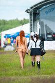 "Rock festival ""Nashestvie"" — Stockfoto"