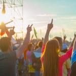 "Rock festival ""Nashestvie"" — Stock Photo #49577563"