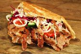 Doner - kebab — Stock Photo