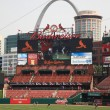 Stock Photo: Busch Stadium - St. Louis Cardinals