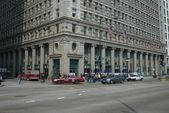 Chicago Street Corner — Foto de Stock