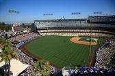 Dodger Stadium - Los Angeles Dodgers — Stock Photo