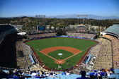 Dodger Stadium - Los Angeles Dodgers — Stock Photo