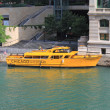 Stock Photo: Chicago Water Taxi