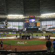 Miller Park - Milwaukee Brewers — Stock fotografie #12774405
