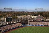 ドジャー スタジアム - ロサンゼルス ・ ドジャース — ストック写真