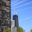 Chicago Skyline — Stock Photo #9019476