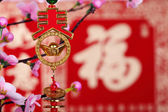 Chinese New Year Decoration — Stock Photo