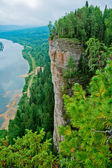 Vetlan cliff — Stock Photo