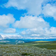 Ural mountains — Stock Photo