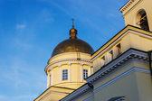Alexander nevsky cathedral in izhevsk — Stock Photo