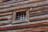 Małe okno stare — Zdjęcie stockowe