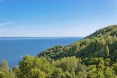 Votkinskoe reservoir — 图库照片
