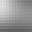 Silver metal tile background 3d illustration — Stock Photo
