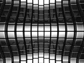 Metal silver abstract luxury background — Stock Photo