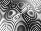 Silber welligkeit hintergrund — Stockfoto