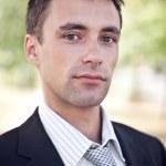 Business man portrait — Stock Photo #2494942