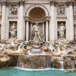 Stock Photo: Trevi Fountain, Rome