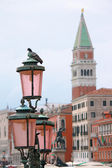 Lantern in Venice — Stock Photo