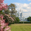 Stock Photo: Smolny Cathedral St. Petersburg