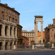 Theatre of Marcellus — Stock Photo #26724481
