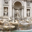 the trevi fountain — Stock Photo #28985579