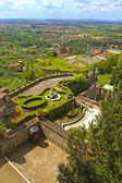 View of Villa d'Este — Foto Stock