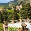 View of Villa d'Este — Stock Photo