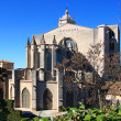 Church of Sant Feliu — Stock Photo