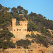 Stock Photo: Fortress on sea