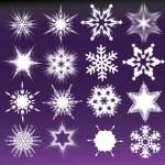 Snowflakes — Stock Vector #6693265