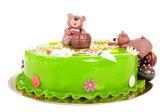 Cake delicious — Stock Photo