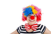 Clown cute — Stock Photo