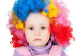 Cute clown — Stock Photo
