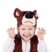 Cute little bear — Stock Photo
