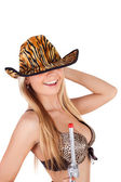 Cow-girl — Photo