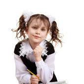 Schoolgirl — Stock Photo