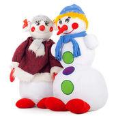 Snowmen — Stock Photo