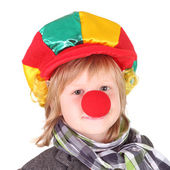Clown — Foto de Stock