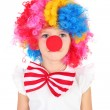 Little clown — Stock Photo #40390825