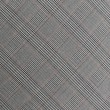Stock Photo: Grey rhomb textile
