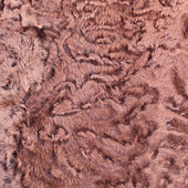 Astrakhan fur — Stock Photo