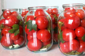 Winter tomatoes — Photo