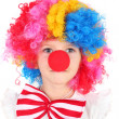 Little clown — Stock Photo #43595317