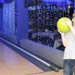 Bowling player — Stock Photo #43599019