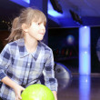 Playing bowling — Stock Photo #44876969
