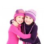 Twin girls — Stock Photo #45139909