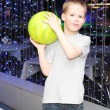 Bowling player — Stock Photo #45140435