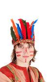 American Indian  — Stock Photo